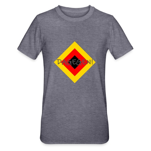 Anti-Raute - Unisex Polycotton T-Shirt