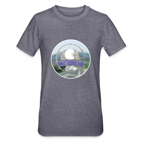 BikeToDream - T-shirt polycoton Unisexe