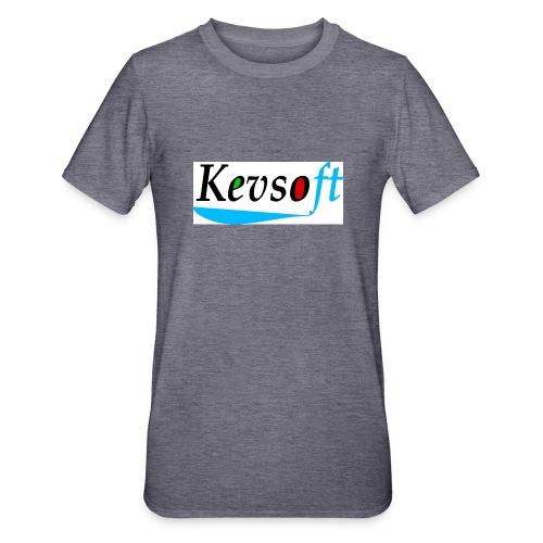 Kevsoft - Unisex Polycotton T-Shirt