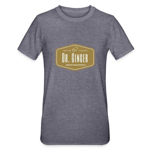Dr. Ginger - Unisex Polycotton T-Shirt