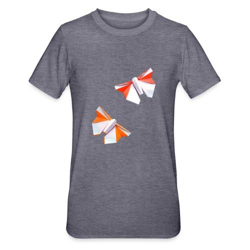 Butterflies Origami - Butterflies - Mariposas - Unisex Polycotton T-Shirt