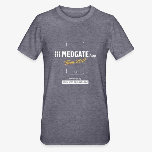 Medgate App Team 2017 Dark - Unisex Polycotton T-Shirt