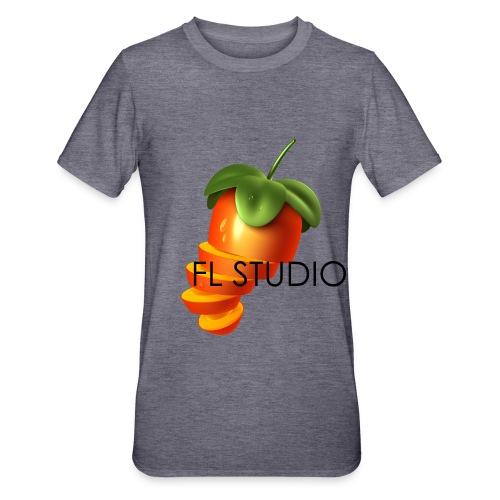 Sliced Sweaty Fruit - Unisex Polycotton T-Shirt