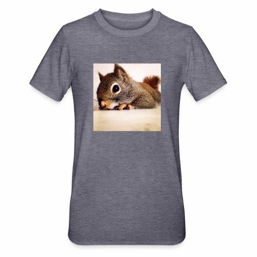 écureuil So Cute - T-shirt polycoton Unisexe