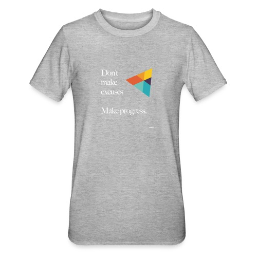 Dont Make Excuses T Shirt - Unisex Polycotton T-Shirt