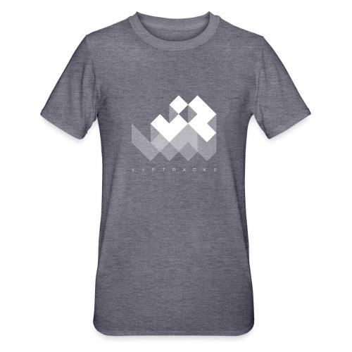 LOGO VIPTRACKS RELEASES - Unisex Polycotton T-shirt