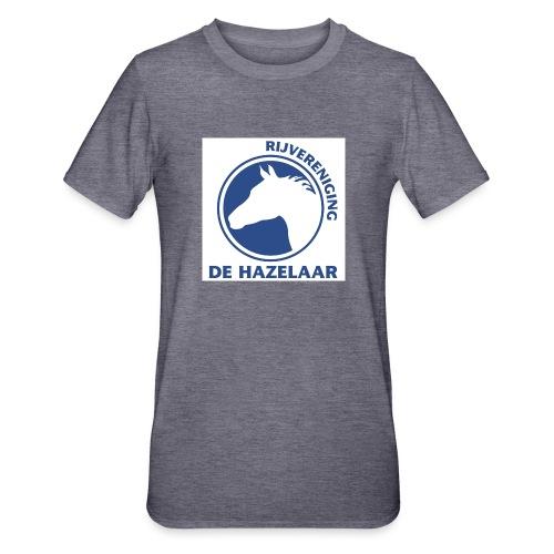 LgHazelaarPantoneReflexBl - Unisex Polycotton T-shirt