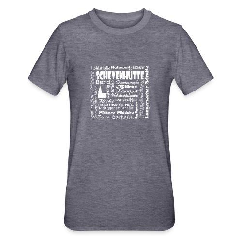 Alles in Schevenhütte - Unisex Polycotton T-Shirt