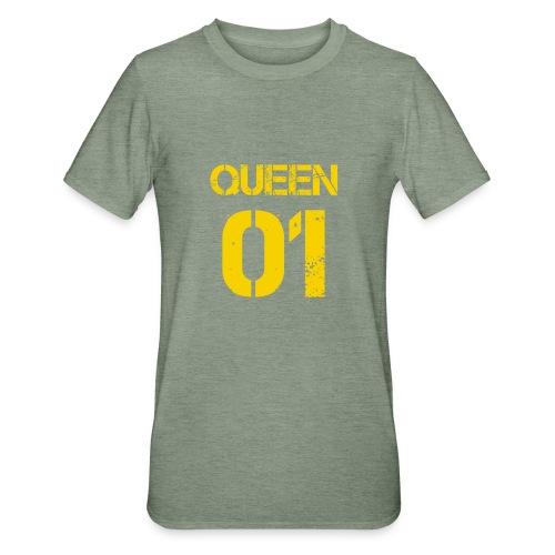 Queen - Koszulka unisex z polibawełny
