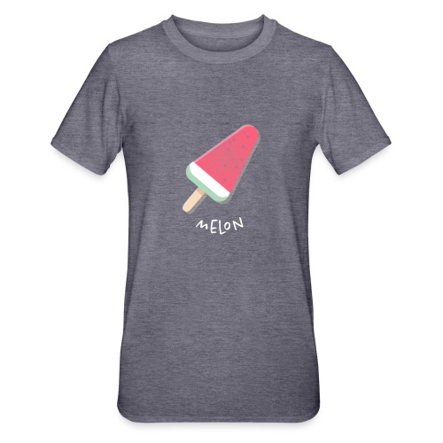 melon vrouwen t-shirt - Unisex Polycotton T-shirt
