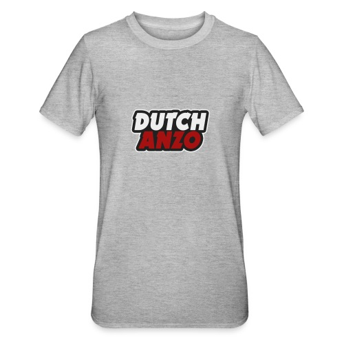 dutchanzo - Unisex Polycotton T-shirt