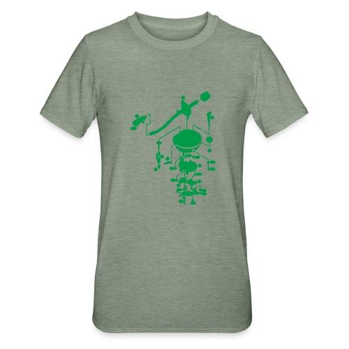 tonearm05 - Unisex Polycotton T-shirt