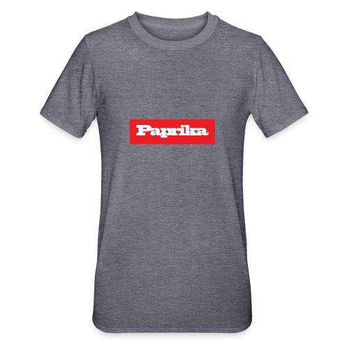 paprika - Unisex Polycotton T-Shirt