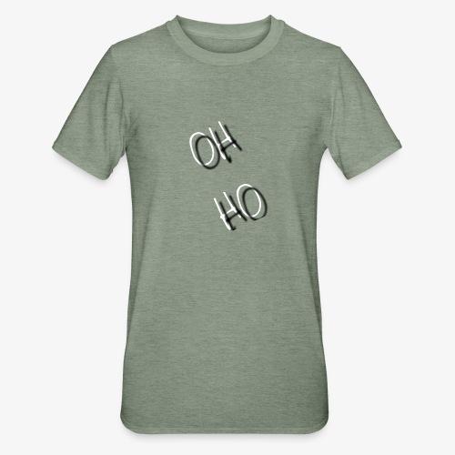 OH HO - Unisex Polycotton T-Shirt