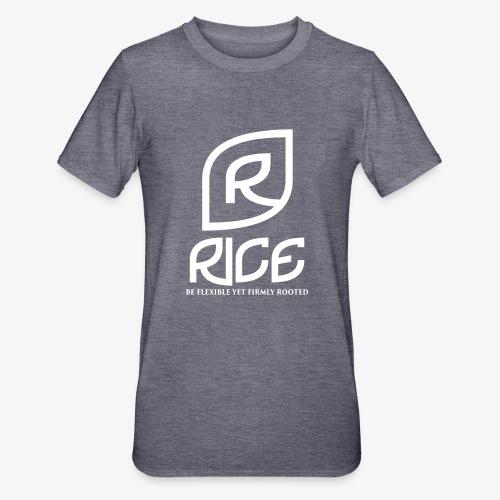 rice vector - Unisex Polycotton T-shirt