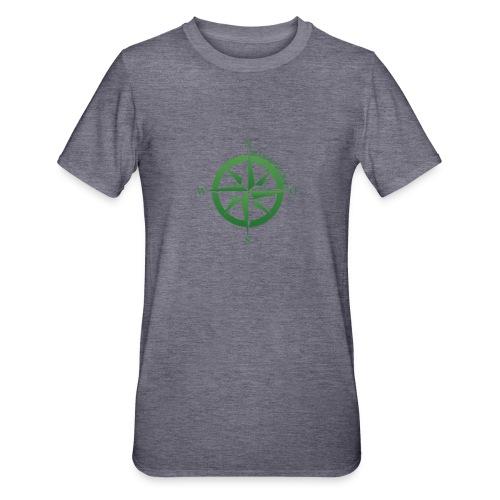 Team Bushcraft Kompass - Unisex Polycotton T-Shirt