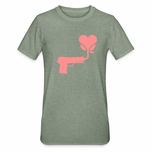 Local Underground logo flat - Unisex Polycotton T-Shirt
