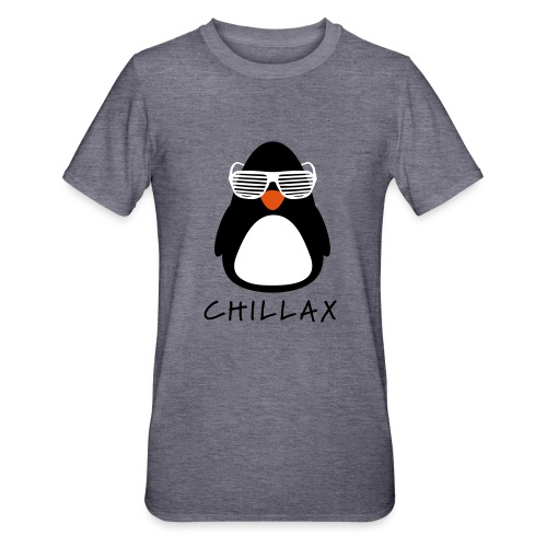 Chillax - Unisex Polycotton T-shirt