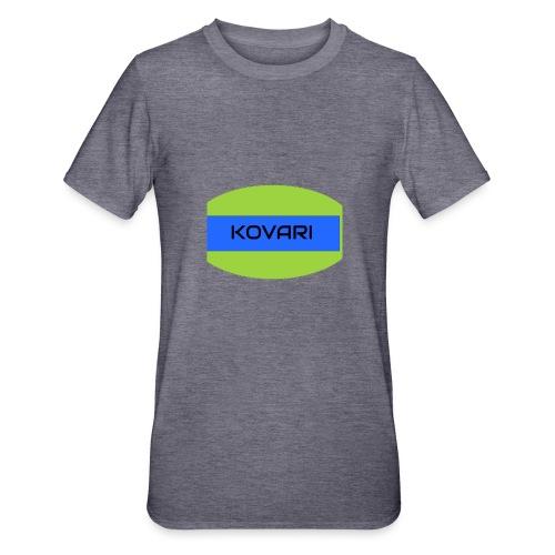 Kovari Logo - Unisex polypuuvilla-t-paita