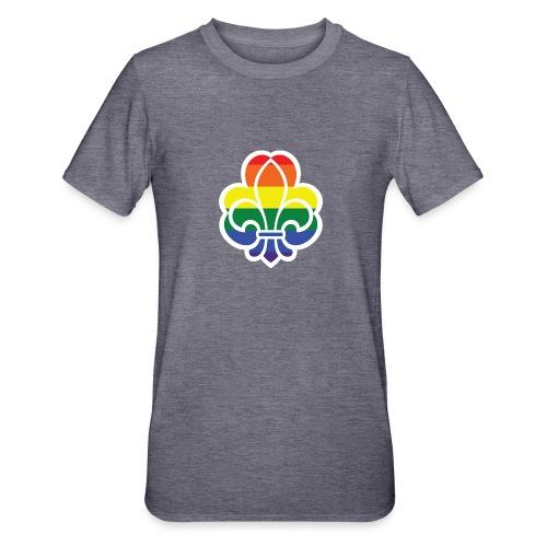 Regnbuespejder jakker og t-shirts mv - Unisex polycotton T-shirt