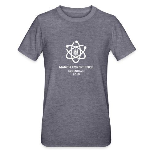 March for Science København 2018 - Unisex Polycotton T-Shirt