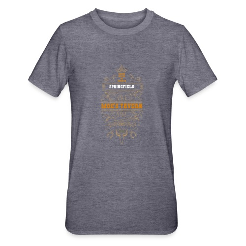 Springfield Moe's Tavern - Koszulka unisex z polibawełny