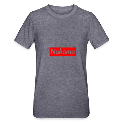Nakama - T-shirt polycoton Unisexe
