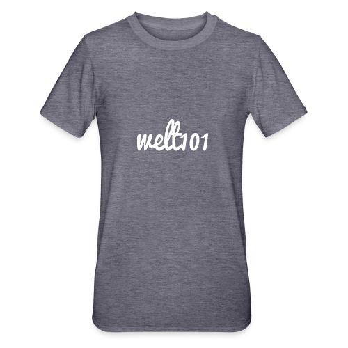 White Collection - Unisex Polycotton T-Shirt