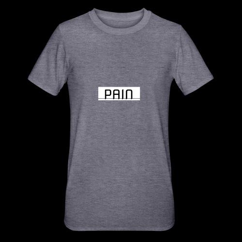pain - Koszulka unisex z polibawełny
