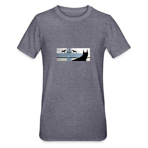 FBtausta - Unisex polypuuvilla-t-paita