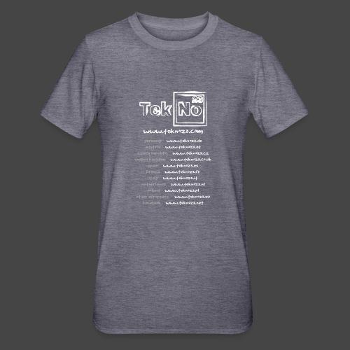 tekno23 - T-shirt polycoton Unisexe