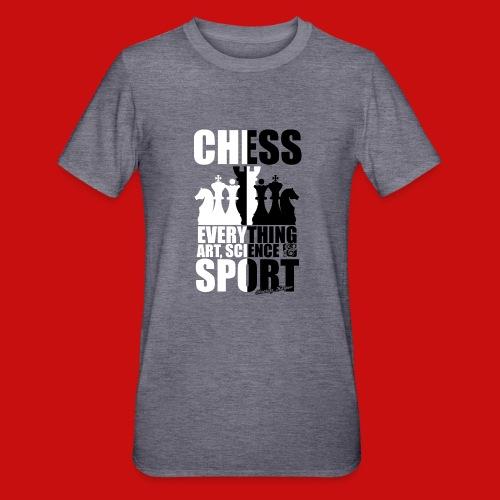 chess_for_red_OK-png - Camiseta en polialgodón unisex