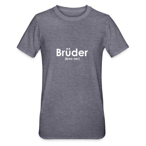 Brüder IPA - Unisex Polycotton T-Shirt