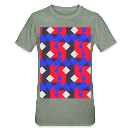 Abstact T-Shirt #1 - Unisex Polycotton T-Shirt