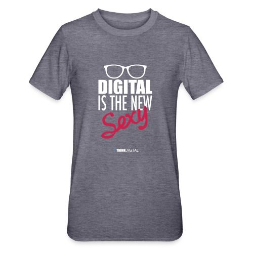 DIGITAL is the New Sexy - Lady - Maglietta unisex, mix cotone e poliestere