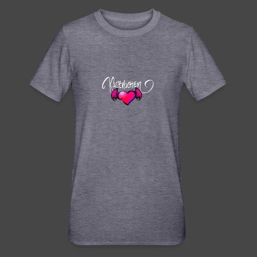 Logo and name - Unisex Polycotton T-Shirt