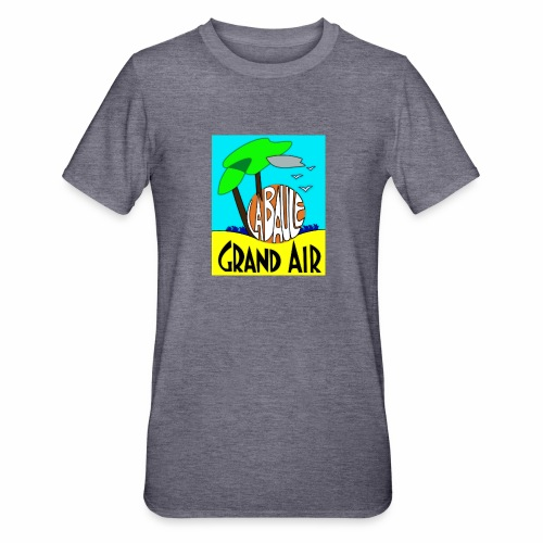 Grand-Air - T-shirt polycoton Unisexe