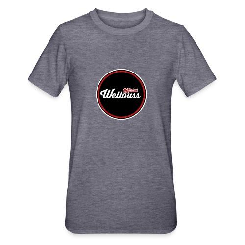 Wellouss Fan T-shirt | Rood - Unisex Polycotton T-shirt