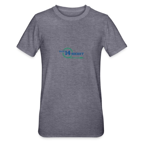 D14 HOCKEY LOGO - Unisex Polycotton T-Shirt