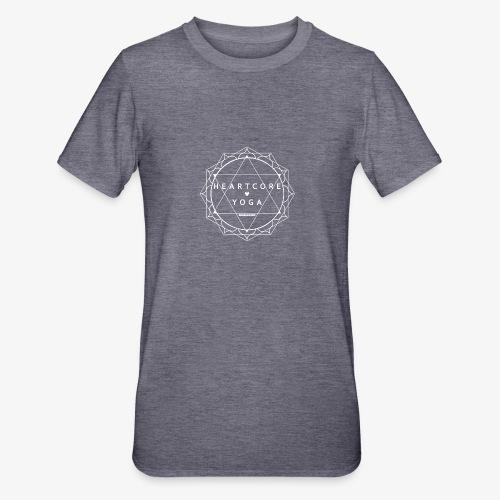 Heartcore Yoga apparel - Unisex Polycotton T-shirt
