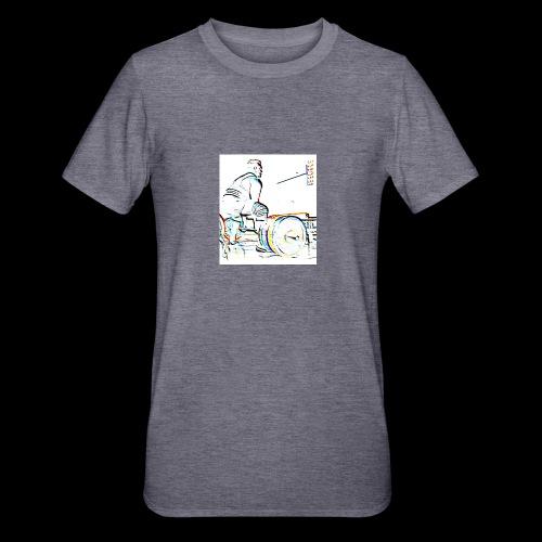 Deadlift - Unisex polypuuvilla-t-paita