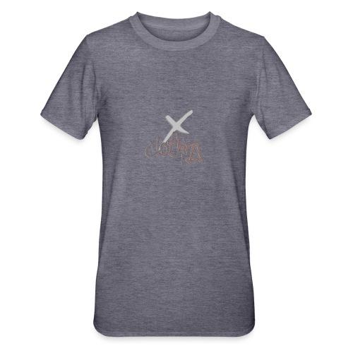 xclothing - Camiseta en polialgodón unisex