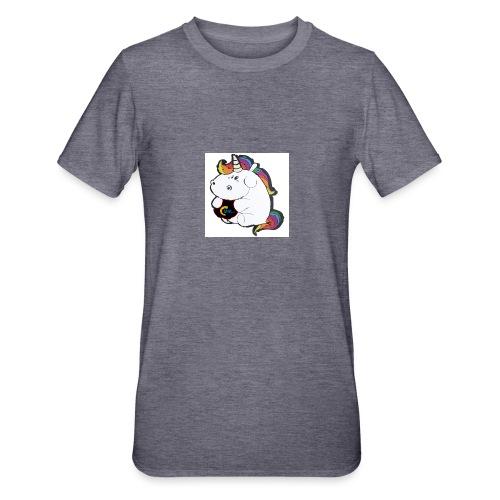 MIK Einhorn - Unisex Polycotton T-Shirt
