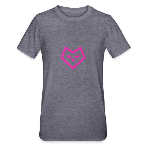 roze logo udc - Unisex Polycotton T-shirt