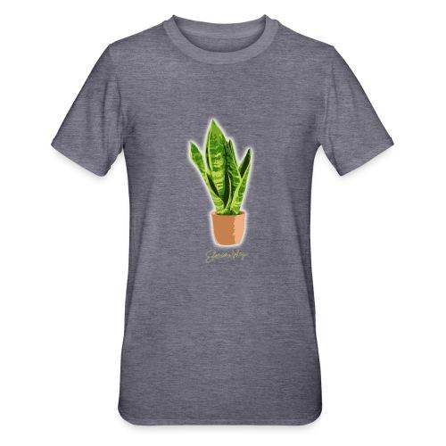 sanseveria fanboy - Unisex Polycotton T-shirt