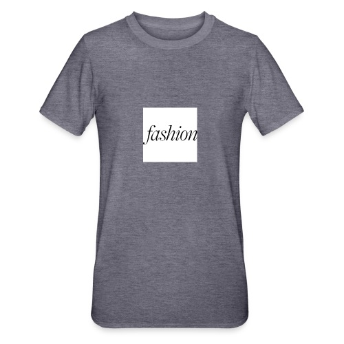 fashion - Unisex Polycotton T-shirt