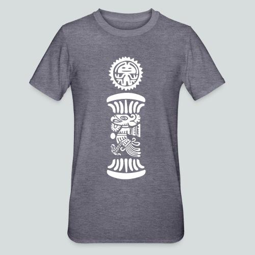 Mayan Sun - Maglietta unisex, mix cotone e poliestere