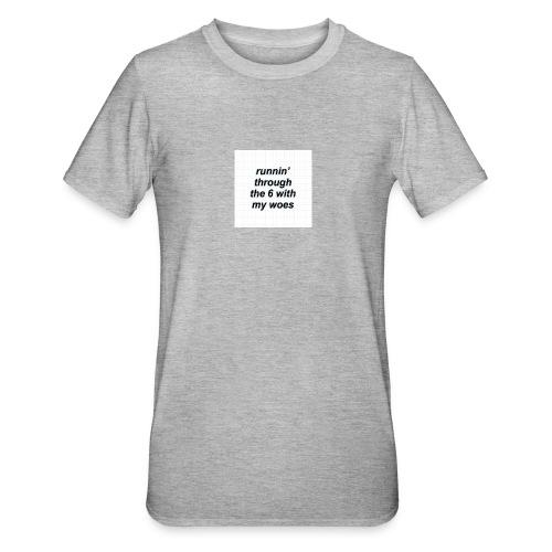 cap woes - Unisex Polycotton T-shirt