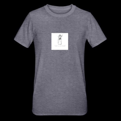 l'amour est mort - T-shirt polycoton Unisexe