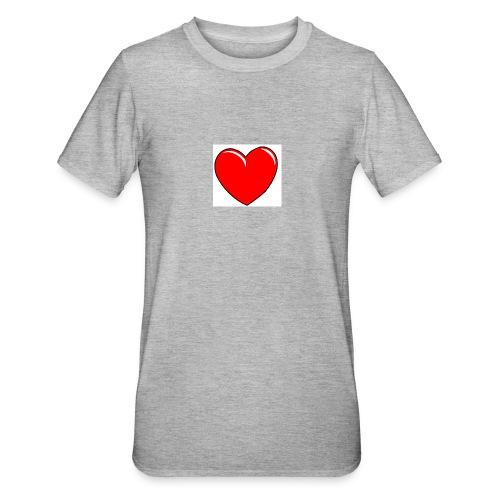 Love shirts - Unisex Polycotton T-shirt